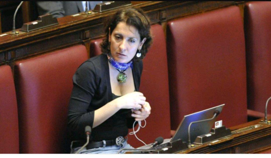 Carla #Ruocco è stata eletta Presidente della Commissione Finanze. Felicitazioni e auguri di buon lavoro alla nostra guerriera #M5s  - Ukustom