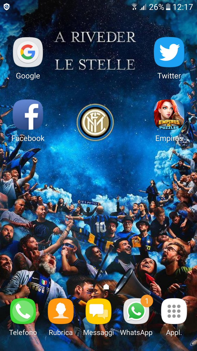 Inter On Twitter Nerazzurri Art Now Ready For Your Screens