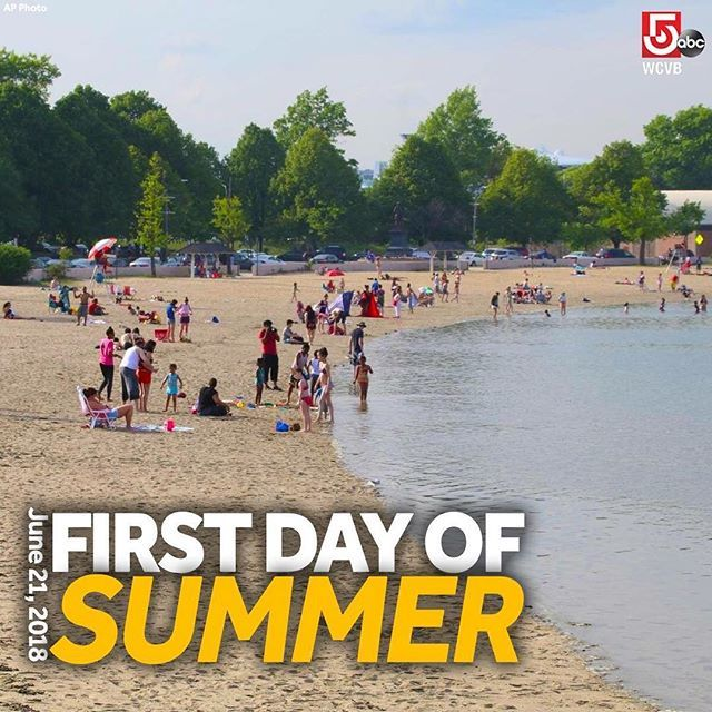 Welcome to #summer! We FINALLY made it! #summer #beach #celebrate #yes #awesome #newengland #mawx