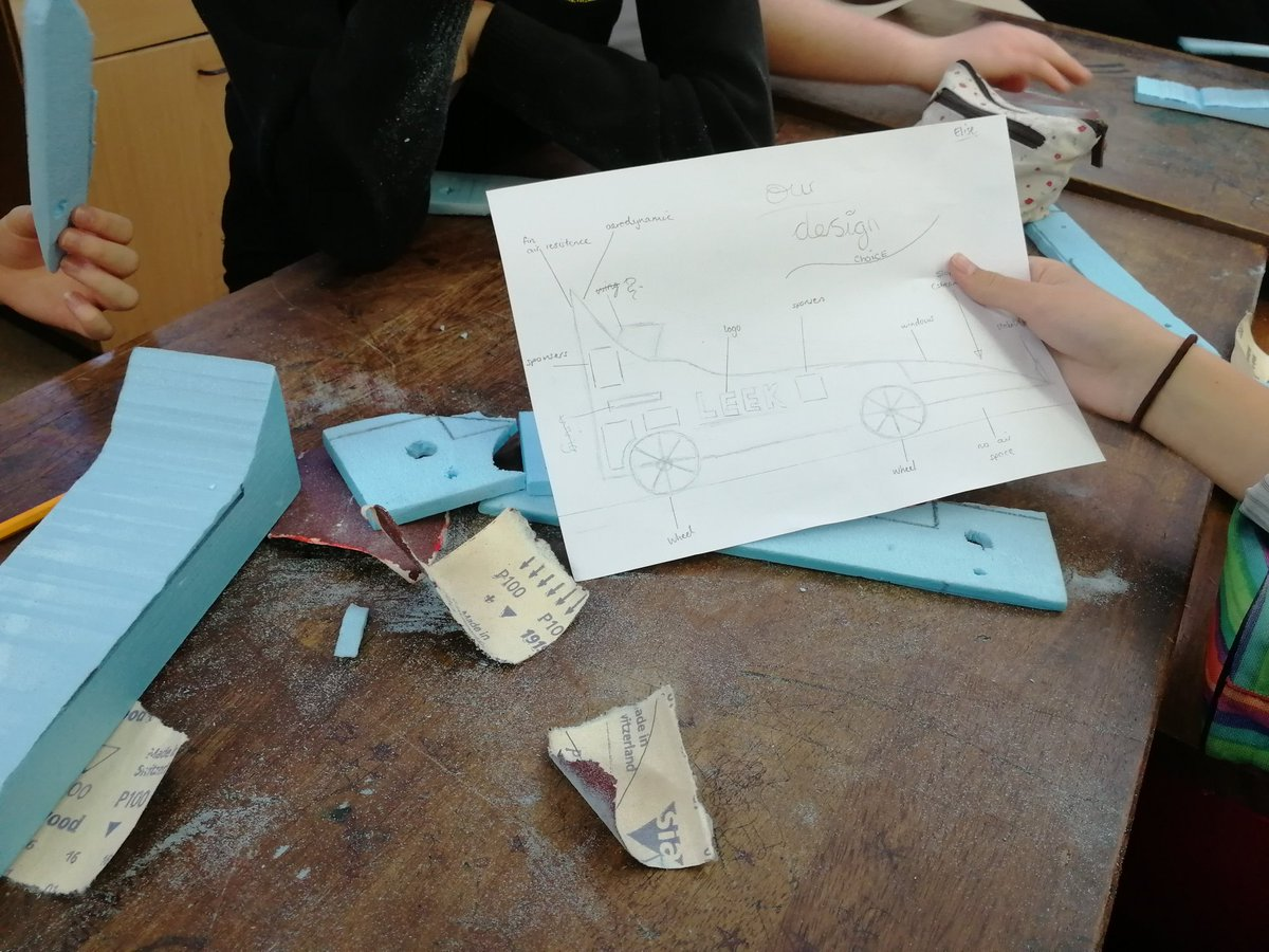 test Twitter Media - Prototyping cars as part of the Bloodhound project today in Science https://t.co/1VpThjvDNX