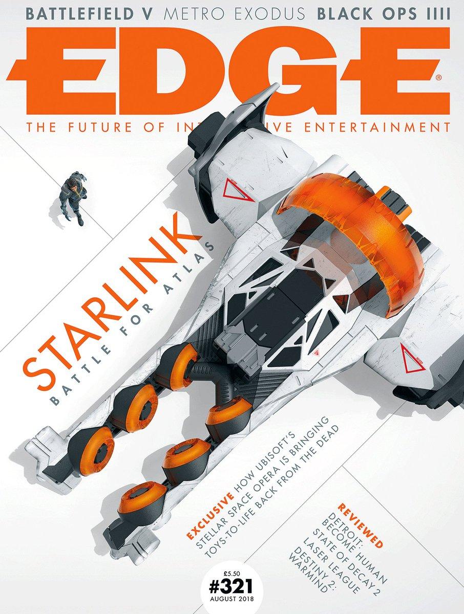 Edge #321 Cover