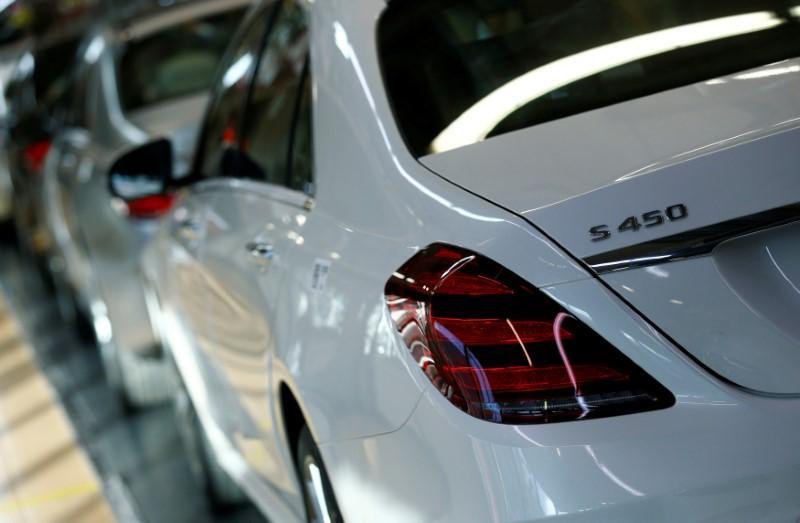 China-U.S. trade war hits Daimler profit, may sweep sector https://t.co/lvXeQ3DSI4 https://t.co/v5vPTfqQGe