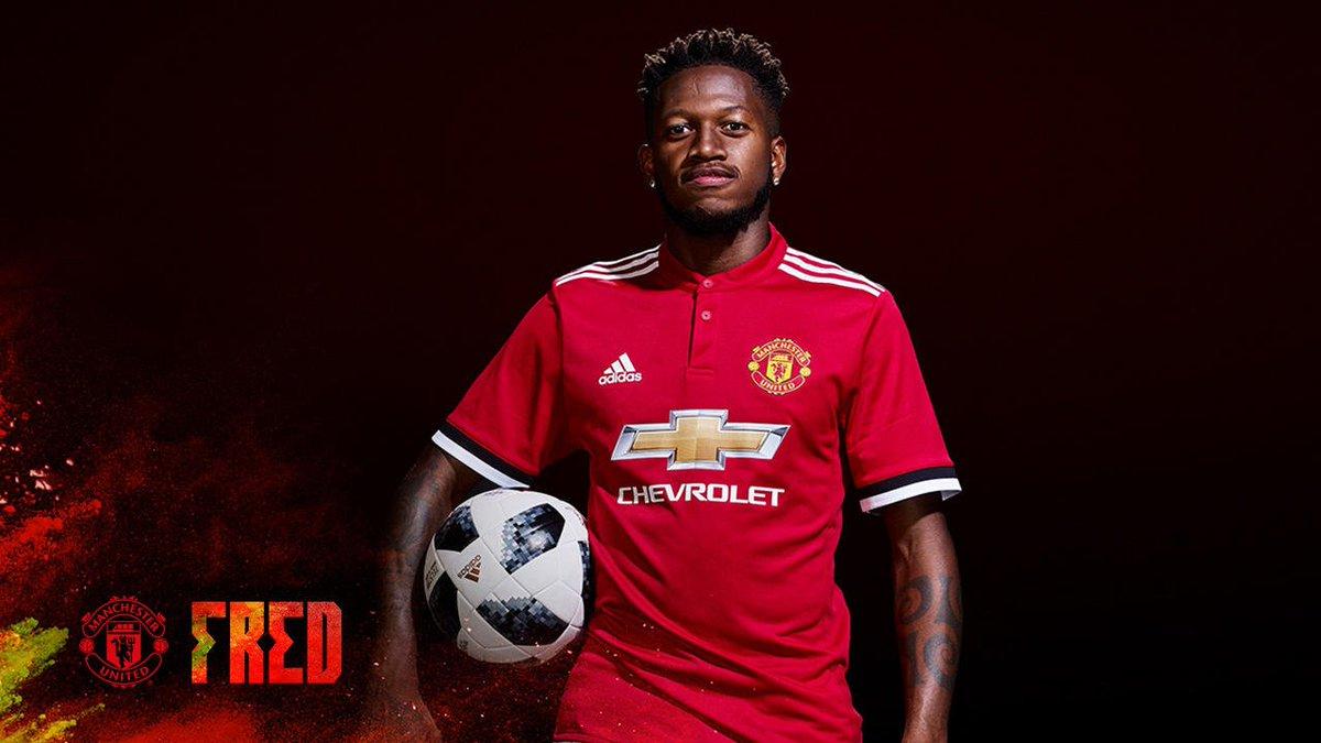 Resmi United Perkenalkan Fred Sebagai Pemain Baru Mereka