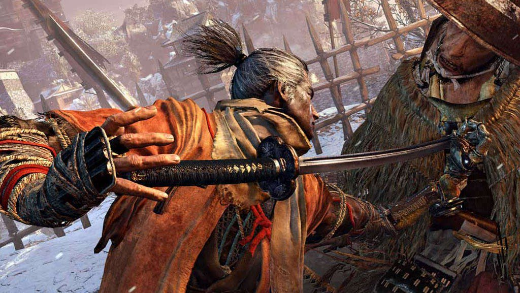Sekiro: Shadows Die Twice will be harder than Dark Souls or Bloodborne, according to From Software https://t.co/QtQXKbO6BU