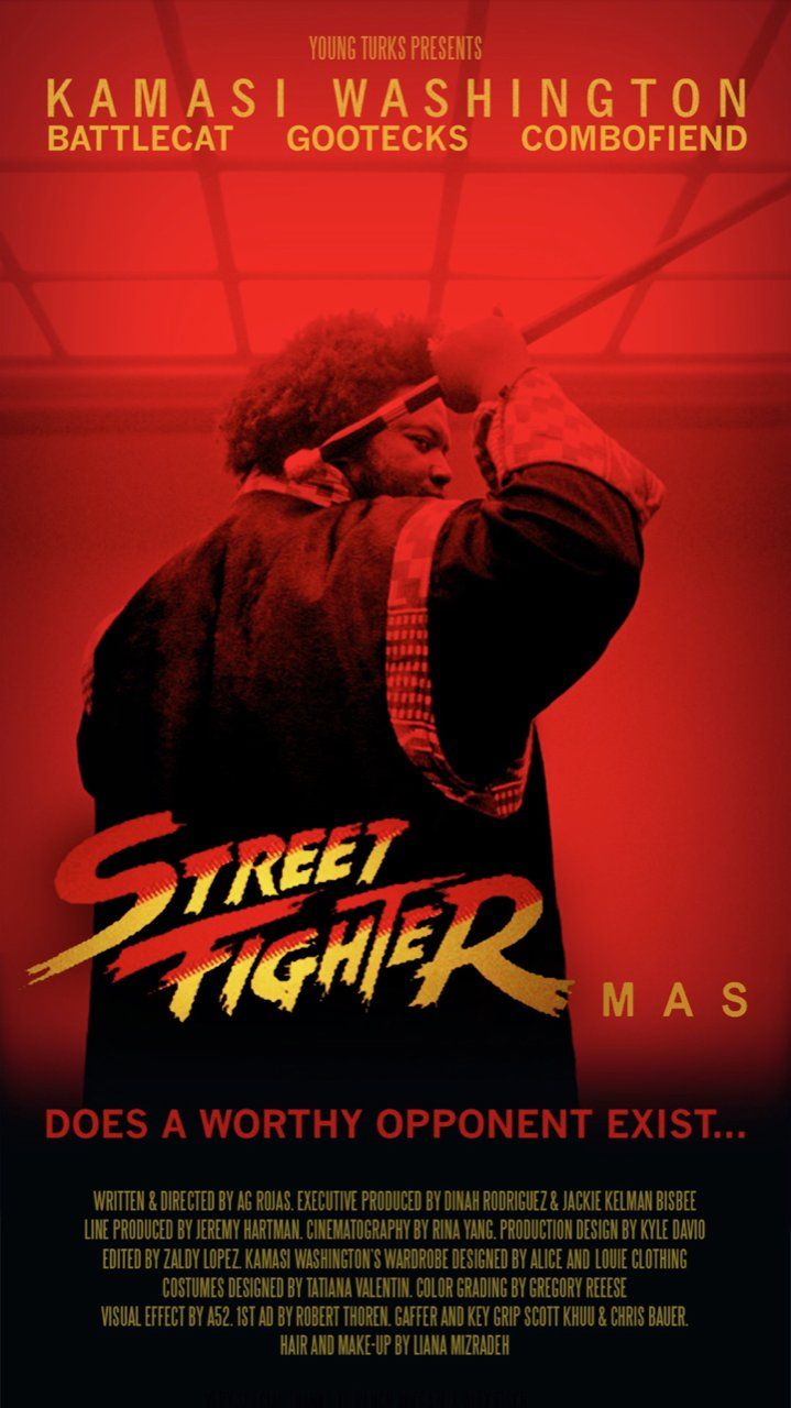 Watch @KamasiW's new video if you're a Street Fighter superfan. https://t.co/U4a1xOuRXH https://t.co/BCWv1dG0Ni