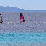 Image for the Tweet beginning: French Defi Wind winner Nicolas