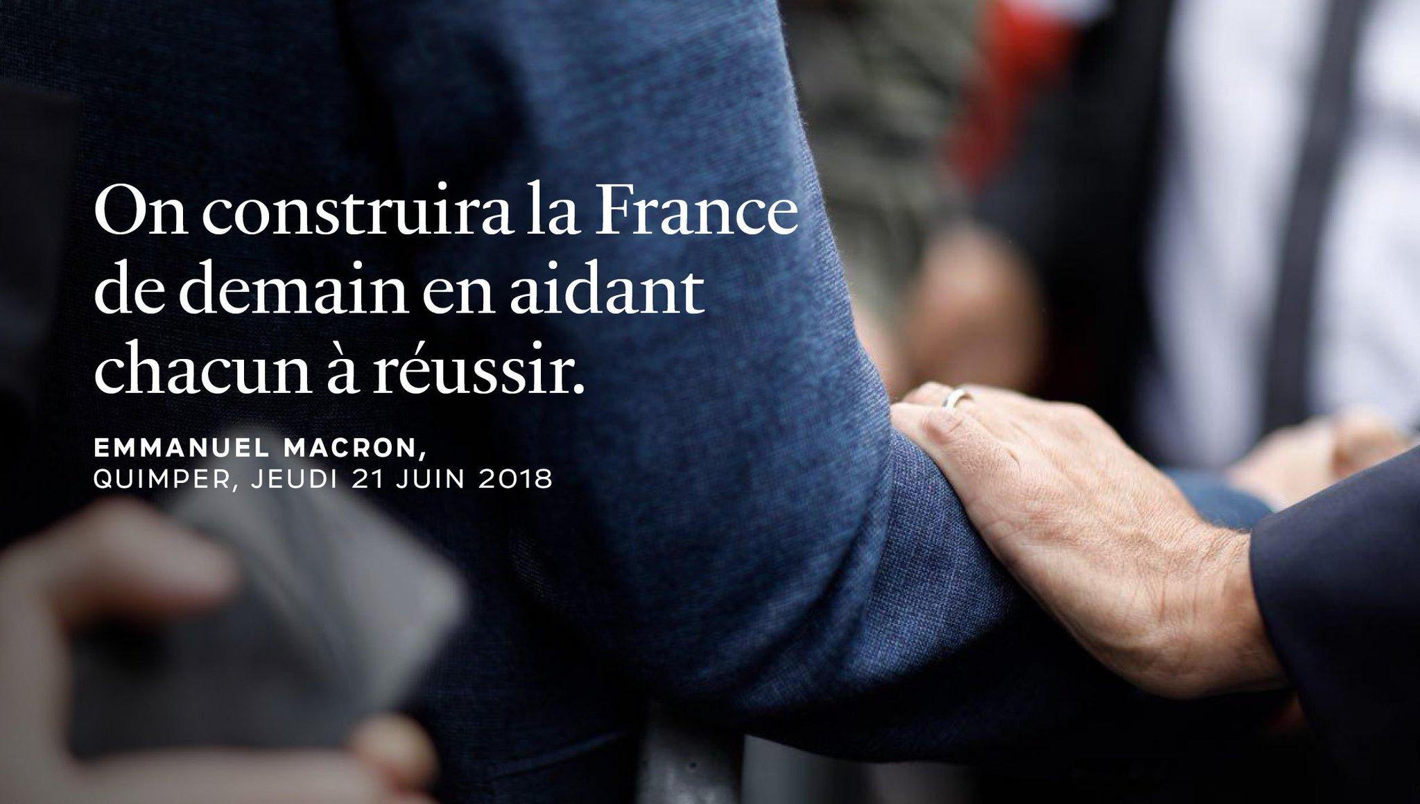 Je ne crois pas une seule seconde qu'on construira la France de demain uniquement avec des métropoles. https://t.co/lri5zN9CLT