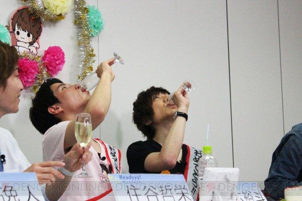 前野智昭さん鈴木裕斗さんが『Readyyy!』プロジェクト『IDOL FANTASY』『カタルシステージ!』を紹介【ガル天レポ】