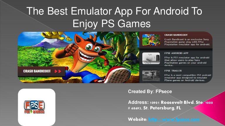 emulador ps1 android download apk