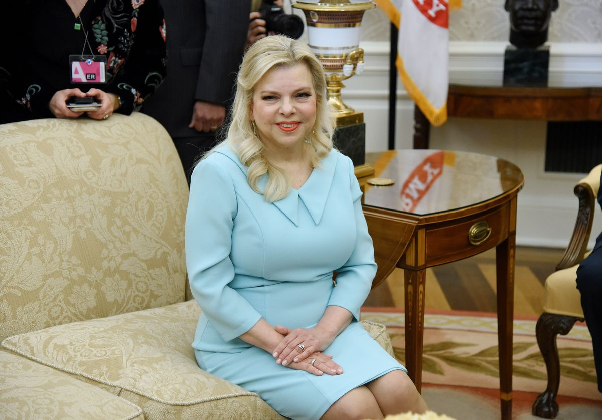 JUST IN: Sara Netanyahu, wife of Israel's prime minister, gets charged with fraud and breach of trust https://t.co/VAvVn2Nfaa