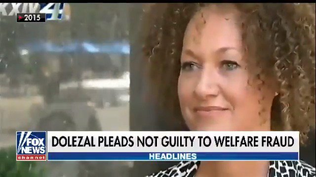 Former NAACP leader Rachel Dolezal pleads not guilty to welfare fraud https://t.co/4cWC3eafeq