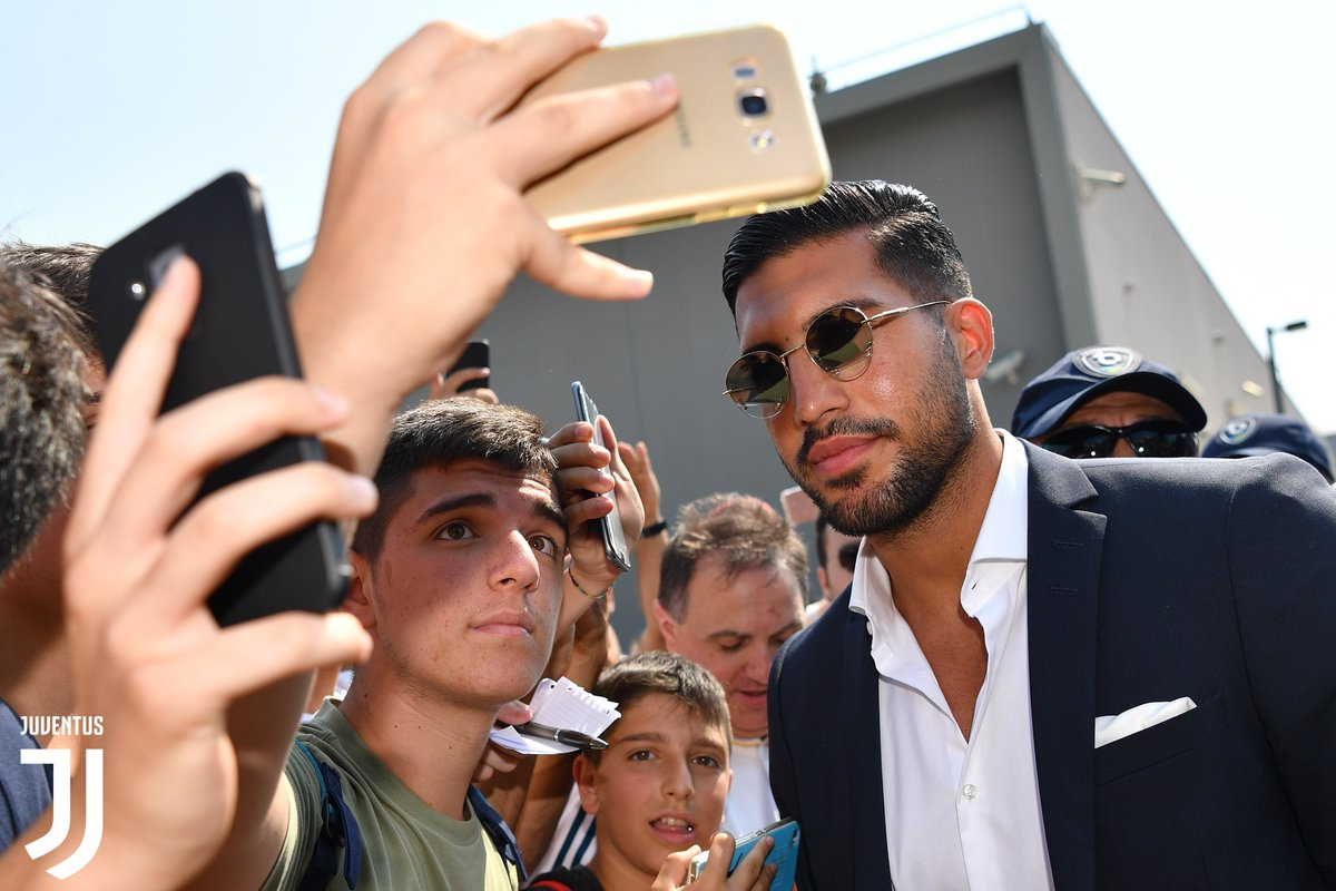 Emre Can has now completed his Juventus Medical ✅  ➡️ https://t.co/0s9Ox5pG7v