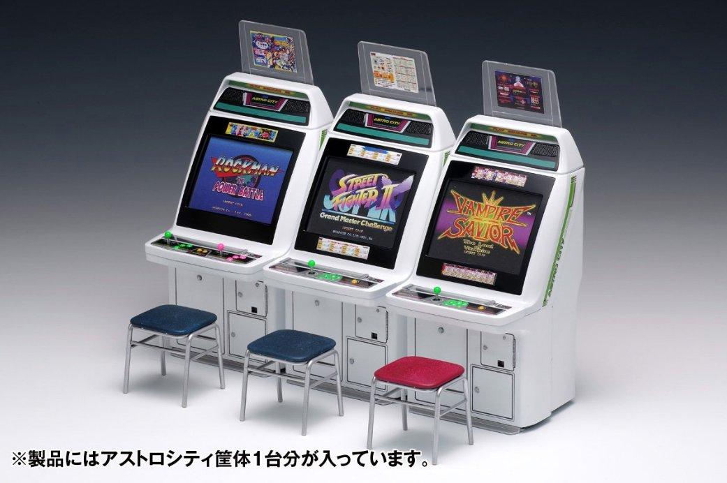 Model Japanese arcade cabinets are gloriously cute: bit.ly/2teGtkU