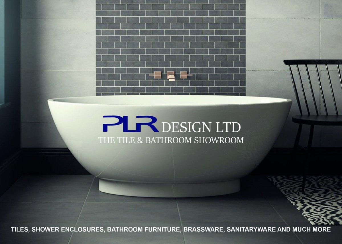 PLR Design Ltd Plrdesignltd Twitter - Bathroom showrooms open sunday