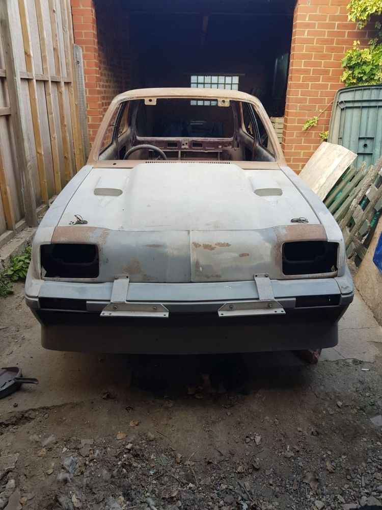 classic projects on twitter vauxhall chevette hs with hsr body kit see ebay link https t co ic92tjsocv vauxhall chevette barnfind vauxhall chevette hs with hsr body kit