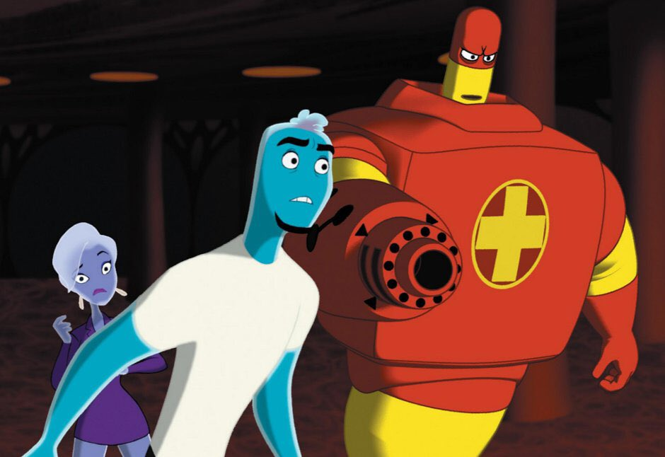 osmosis jones hella underrated
