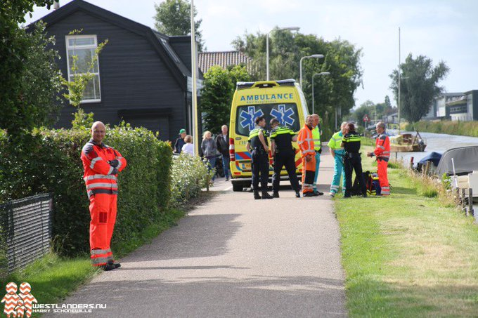 Inzet traumahelikopter voor onwelwording fietser https://t.co/pL1Vl4g1PB https://t.co/qhtucqb9uo