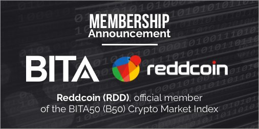 We have great news to share with you: @reddcoin (RDD) is now part of our index, the #BITA50 (#B50)! Check more details about this BITA Index Membership here &gt;&gt;  https:// medium.com/@bitadata/redd coin-officializes-its-entry-into-the-bita50-index-5446644b167e &nbsp; …  &gt;&gt;  Stay tuned for more announcements!    #atlcoin #indexes #cryptomarket #rdd #Reddcoin <br>http://pic.twitter.com/lIQl5n3WWe