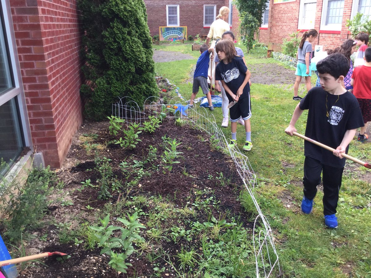 Lisa Richards On Twitter Second Grade Completes The Hempstead Plains Garden For Incoming 2nd Our Outdoor Clroom