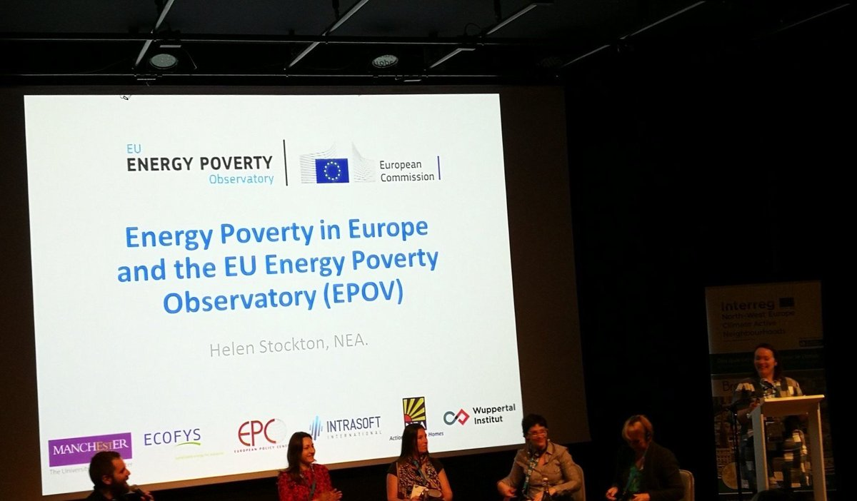 Delighted to be in @BrestFr to join @CANinterreg to talk about #energypoverty in Europe &amp; @EPOV_EU<br>http://pic.twitter.com/3I3b2oxtyZ