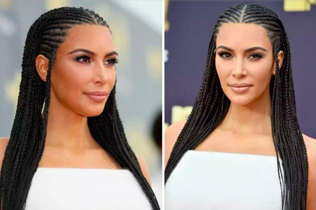 Kim Kardashian Revealed The Personal Reason She Wore Her Hair In Braids Again https://t.co/e3en9tsbnx