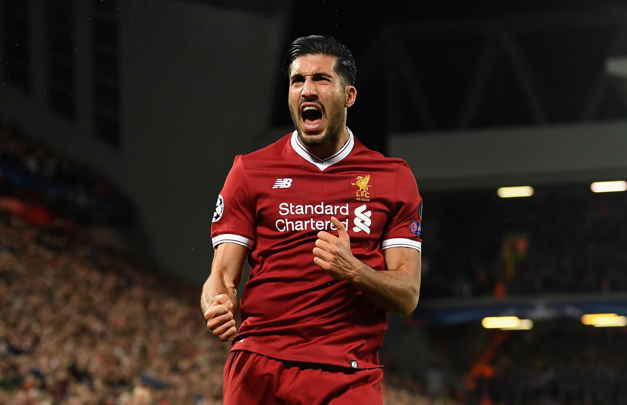 �� Emre Can  ⚫️ Juventus ⚪️ ✍️ Four-year contract   What does Juve's best midfield look like now?  #UCL https://t.co/33s6CFiiQa