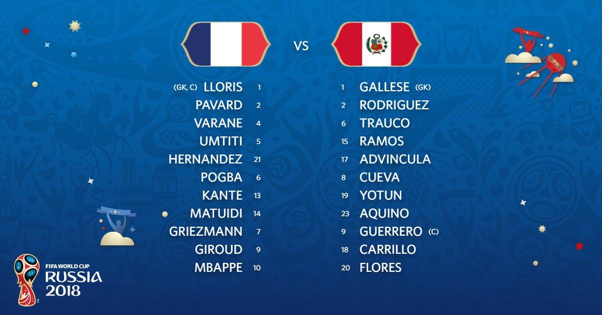 France-Pérou