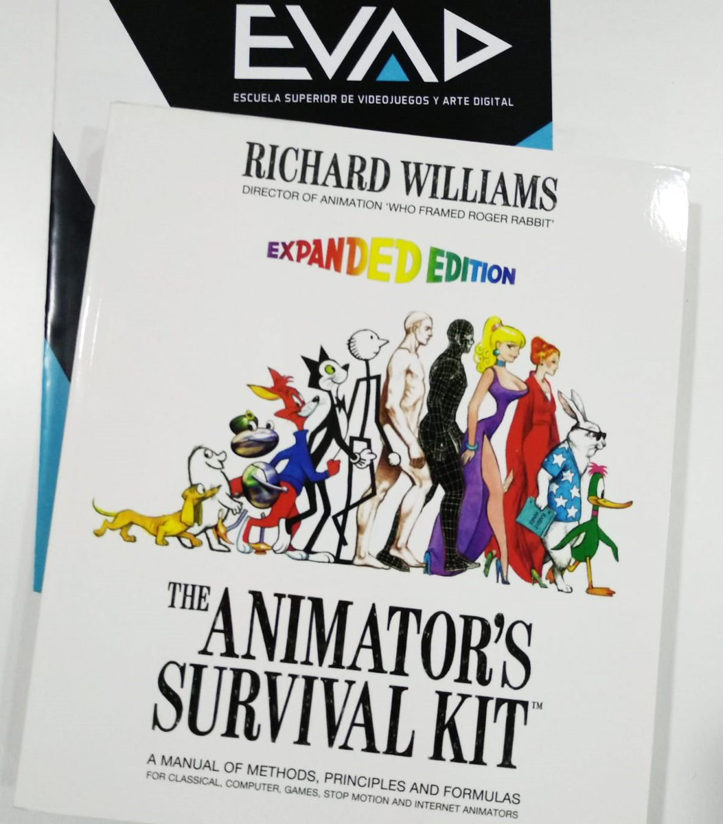 Animation Survival Kit Book