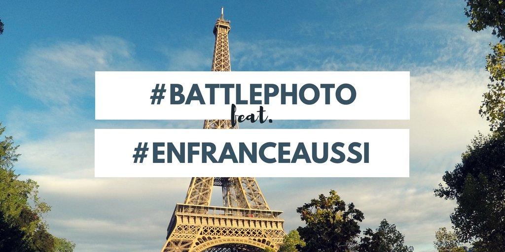 """#Exclusif #ThèmeBattlePhotoMardi 26 juin à 19 h, on se retrouve pour une #BattlePhoto """"#EnFranceAussi"""", w/@FromYukon et moi-même ! (et peut-être @MlleToinette ... et peut-être un cadeau ...)Préparez vos photos, la #France est dans la place.   - FestivalFocus"""