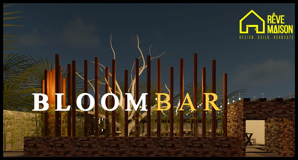 """""""Make it simple, but significant"""" ~ Don Draper  Project: Design&amp;Building @Bloombargh  Client:@Bloombargh  WoodWorks:@WOODLAB_  Location:Osu #bloombar  #Construction  #wood #design #Ghana #Africa  #cgi #Revit  #build <br>http://pic.twitter.com/7NsOBTQdON"""