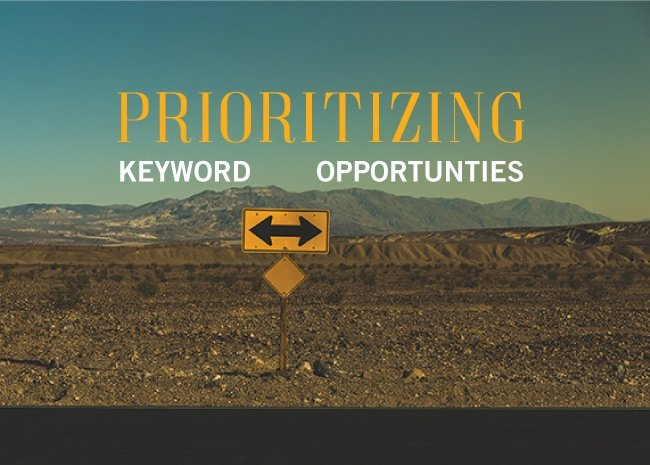 [ICYMI]: If you know you need to add fresh content to your site to improve rankings, but you&#39;re not sure where to start, check out @AndrewDennis33&#39;s latest on #Linkarati. He explains how to prioritize the opportunities you discover in #keywordresearch:  https:// buff.ly/2ylG0SU  &nbsp;  <br>http://pic.twitter.com/qKpvuKFHd3