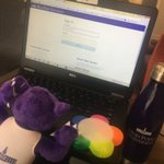 Prowler and the Coaches are busy making some last minute schedules. Tomorrow starts the June Orientation! We can't wait to see you. #HPU365 #HPU2022