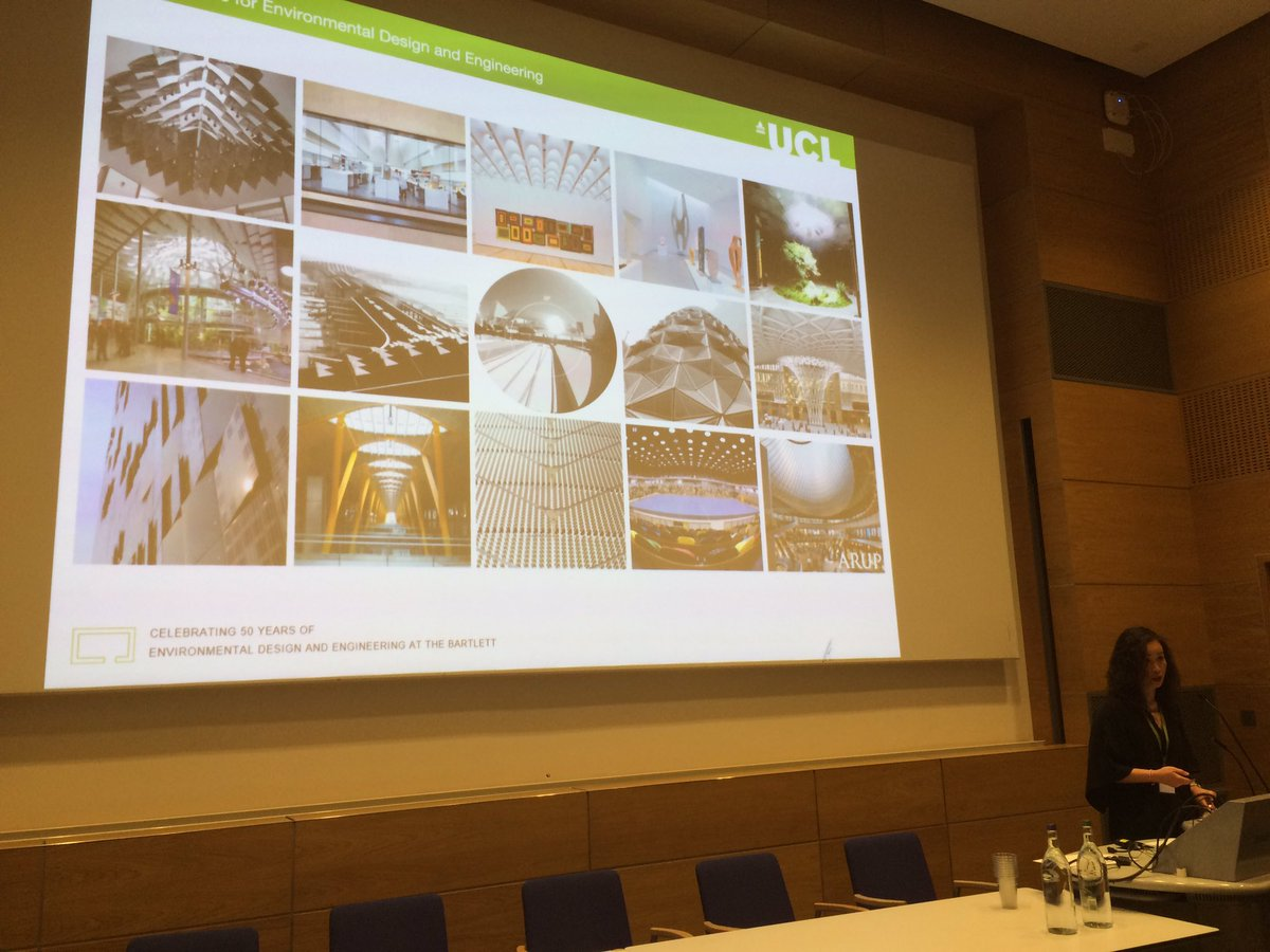 Ucl Inst For Environmental Design And Engineering On Twitter Florence Lam Arup Engaging With Architects From An Early Stage Is Key For Daylight Design Iede4030builtenvironment Https T Co 1sbbaqrunv