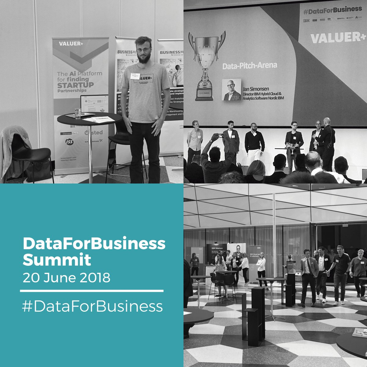 Valuer Ai On Twitter Data And Business Cluedinhq Botsupplyhq