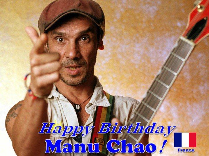 Happy Birthday French : Happy Birthday French singer