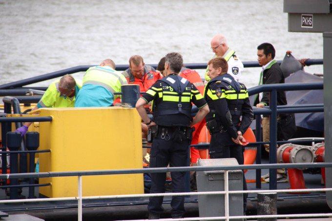 Inzet traumahelikopter voor gewonde man op vrachtschip https://t.co/a5z3x7Q5Bi https://t.co/Dpm8nShz1T