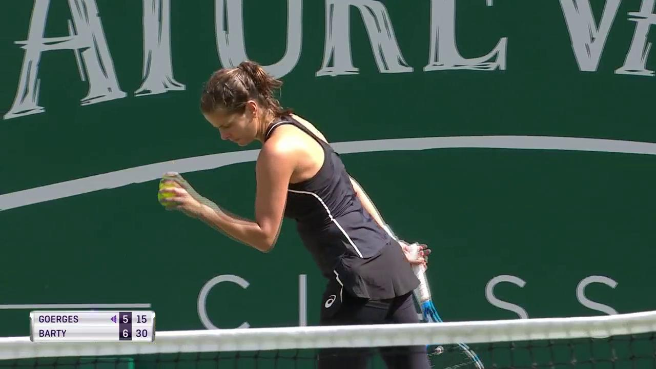 A brilliant backhand from @juliagoerges! #NatureValleyClassic https://t.co/1Xl8LWIwnk