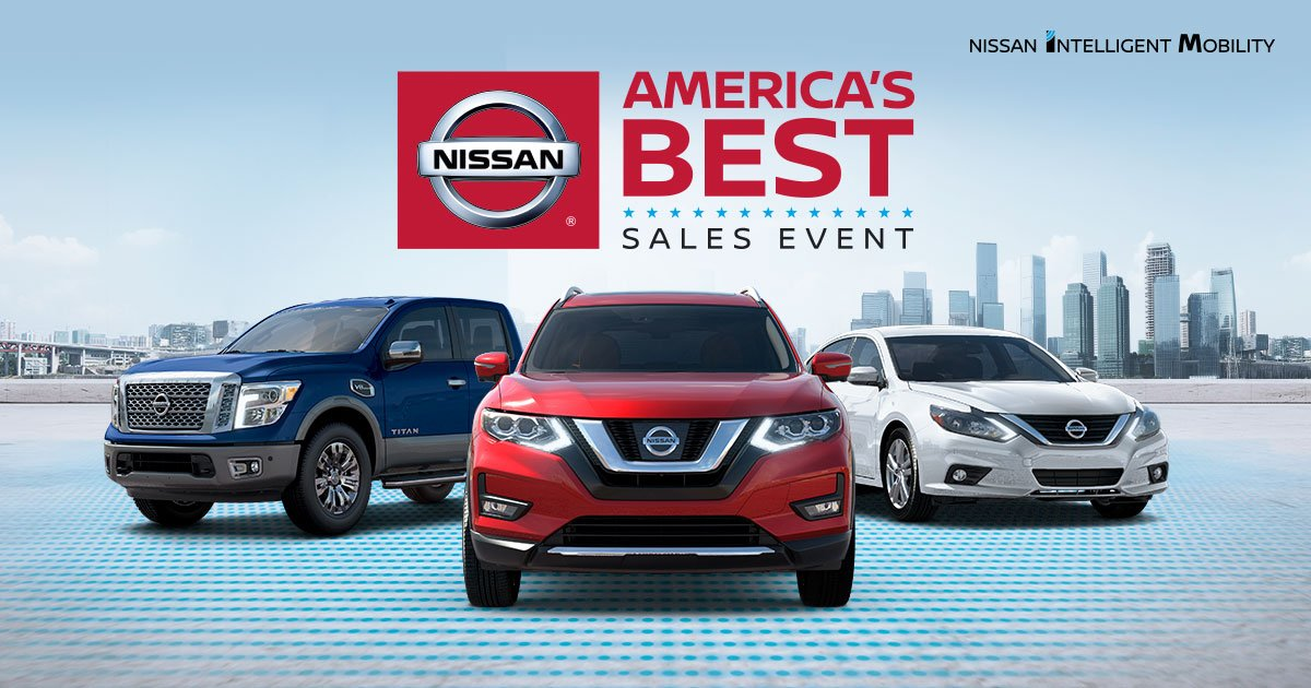 ... Sales Event At Jeff Wyler Fairfield Nissan. Save Today On Our Full  Line, Including Our Best Selling Altima, Sentra, And Rogue.