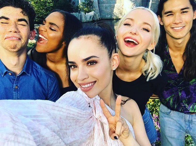 "Descendants 3 on Twitter: ""This selfie is everything. # ..."