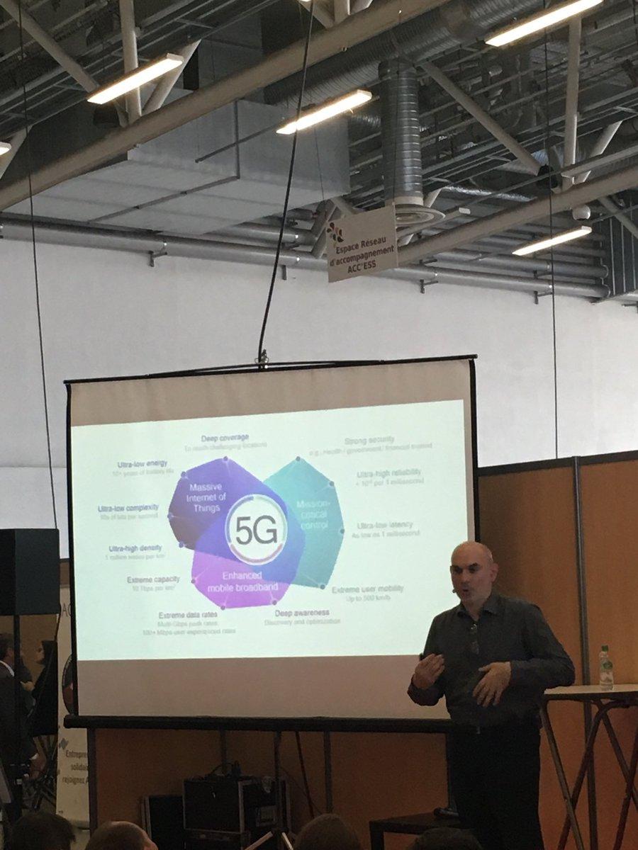 La 5G, la prochaine évolution des télécoms  - FestivalFocus