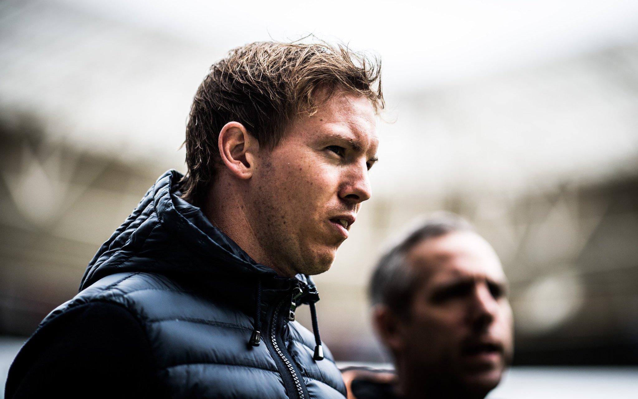 Julian Nagelsmann anuncia que vai deixar o comando técnico do Hoffenheim no final da temporada 2018/19. https://t.co/C9MCpqdGqa