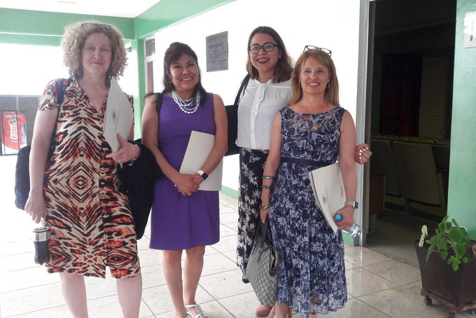 Three #UISedu faculty members travel to Mexico to discuss research collaborations and academic exchanges - https://t.co/tZLKdTREkC https://t.co/Kn5by96sEb