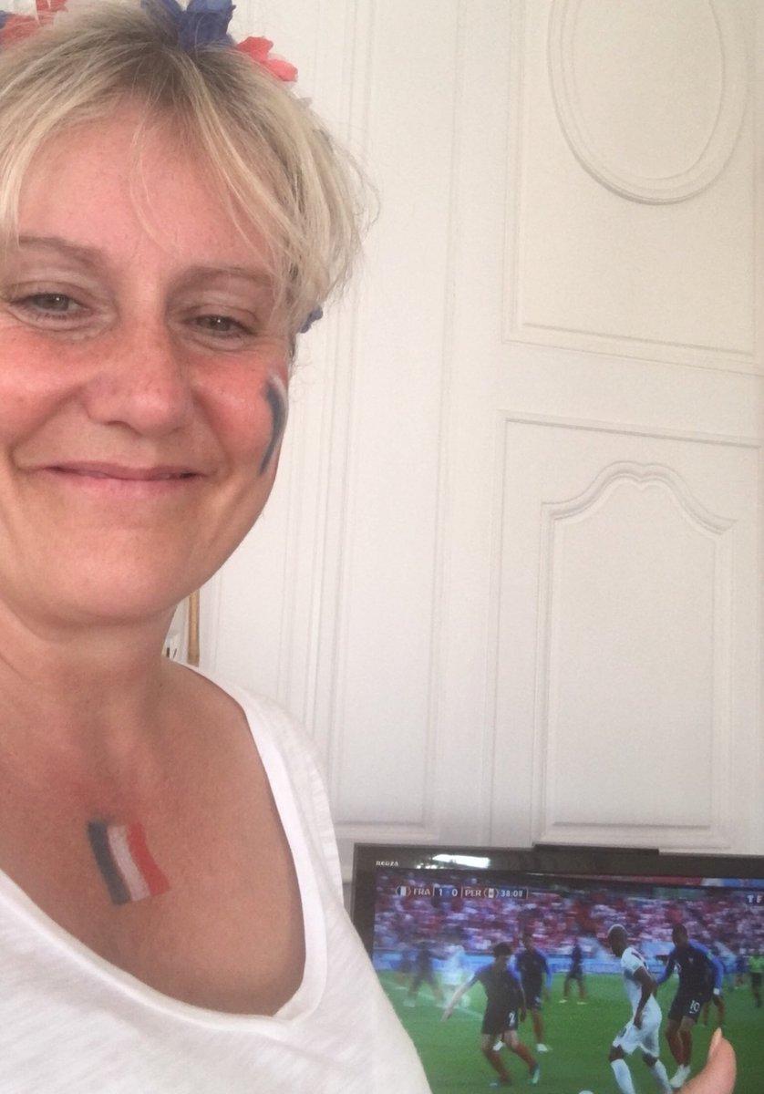Allez les Bleus ! Allez la France  on y croit !Merci #Mbappé.  - FestivalFocus