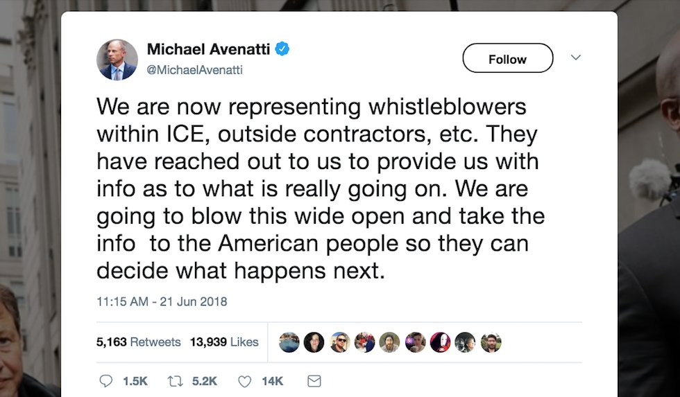 Stormy Daniels lawyer representing whistleblowers within ICE https://t.co/vpg58LrQeP https://t.co/1rKaoghCpZ