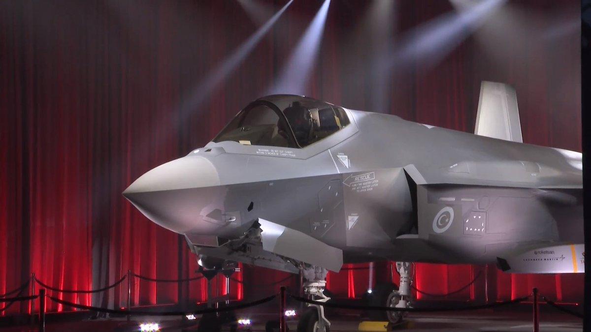 """تركيا.. الإعلان عن موعد استلام الدفعة الأولى من طائرات """"إف-35"""" DgOelNiWkAYwvPv"""