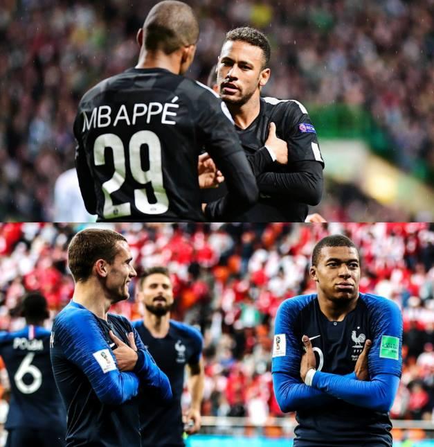 En Champions o en Mundial. En clubes o con selección. Con Neymar o con Antoine Griezmann, Kylian Mbappé no deja de marcar diferencia en la élite. #FRA #Rusia2018