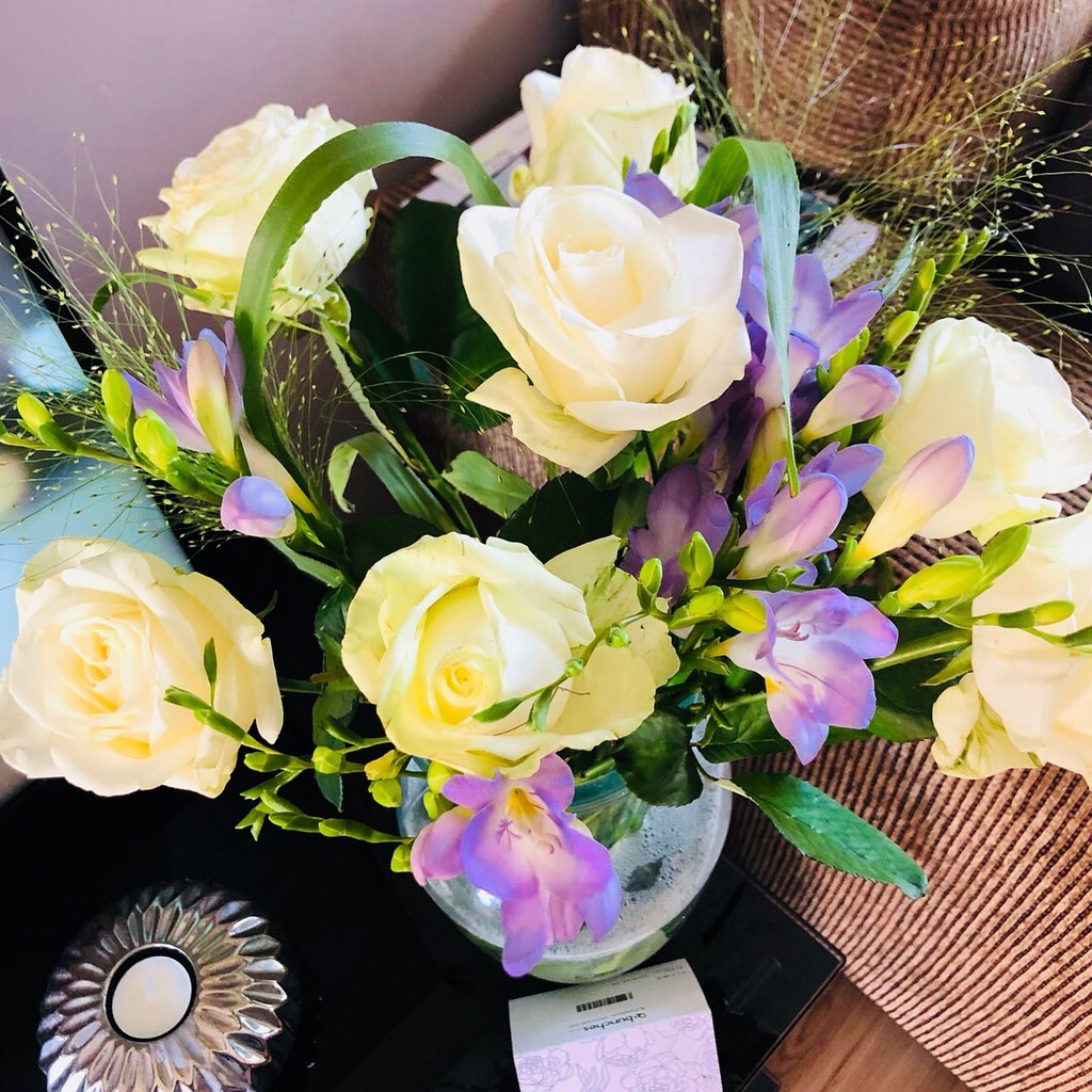 Joanne Lewis On Twitter Stunning Birthday Flowers For Me From A
