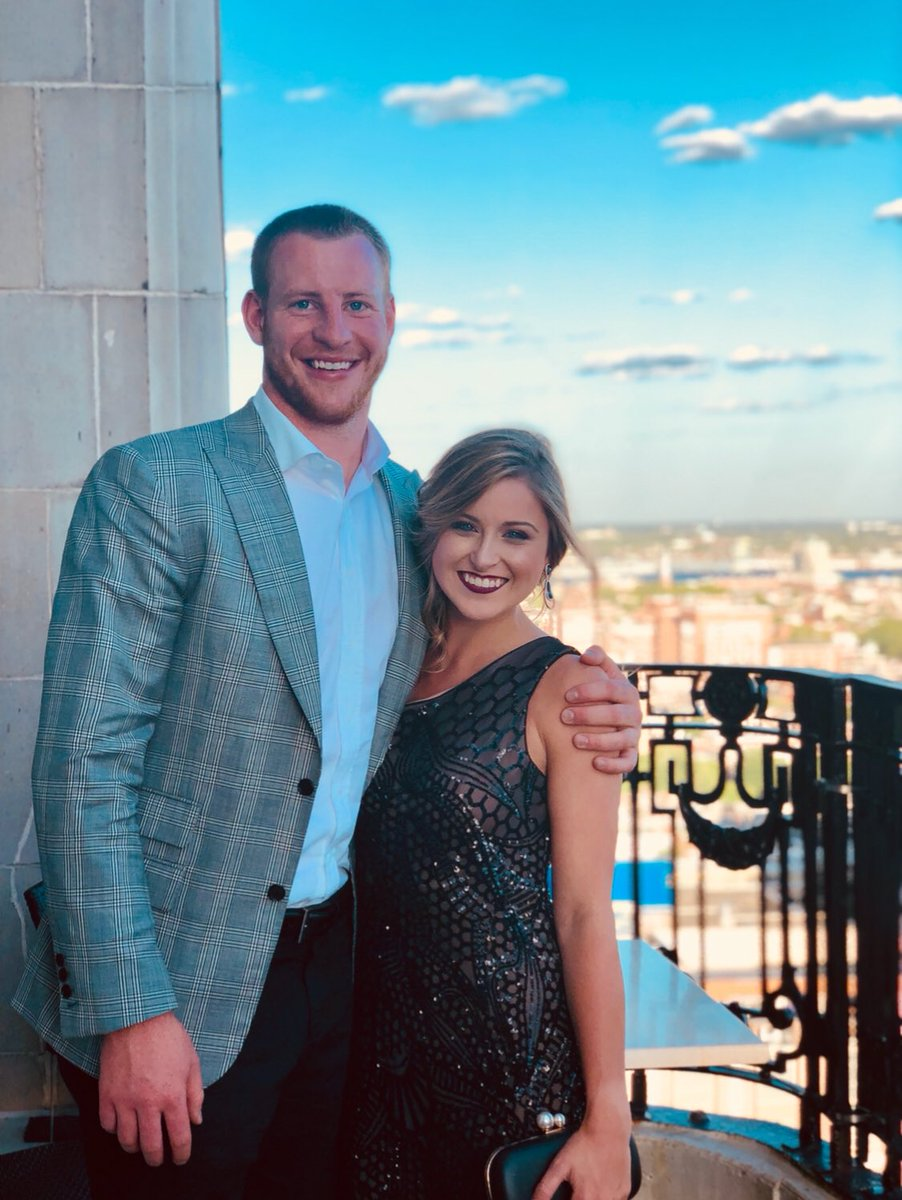 Carson Wentz On Twitter Happy Birthday To The Love Of My Life