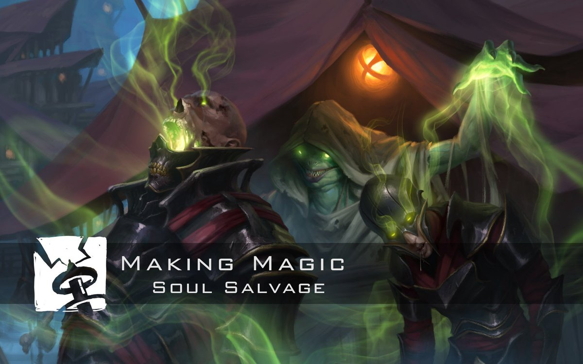 test Twitter Media - My new tutorial of Soul Salvage from Magic: The Gathering - Dominaria is now available! https://t.co/RItvd3DiD9 #mtg #mtgdom #gumroad https://t.co/7g2RO5JAyX