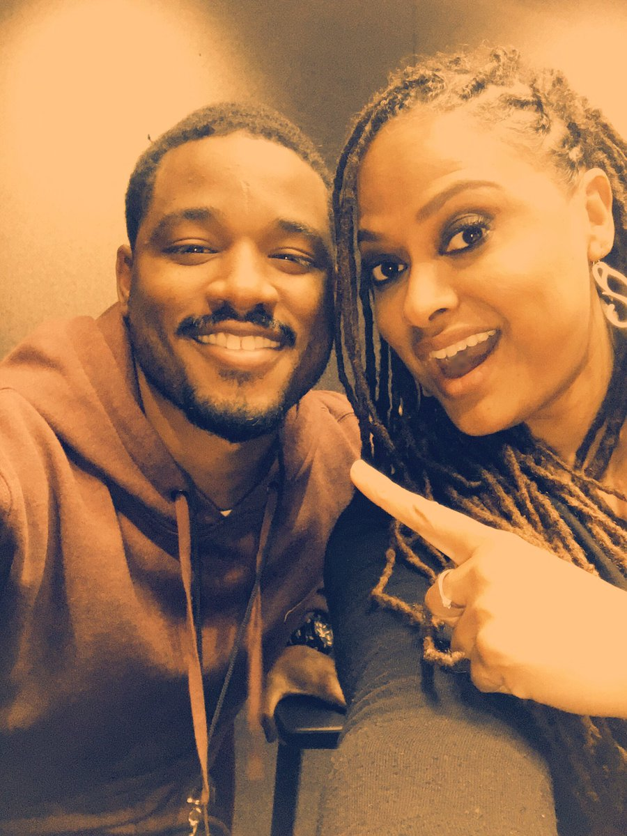 It's #NationalSelfieDay. The Coogler Edition. With cameos by Thompson and Treverrow. xo